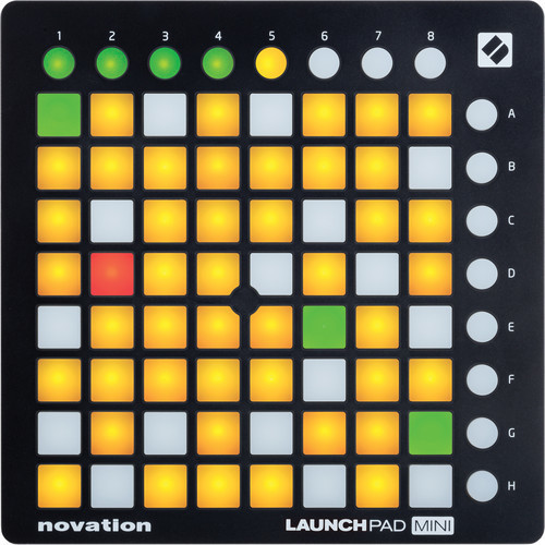 Thumb launchpad mini mkii1