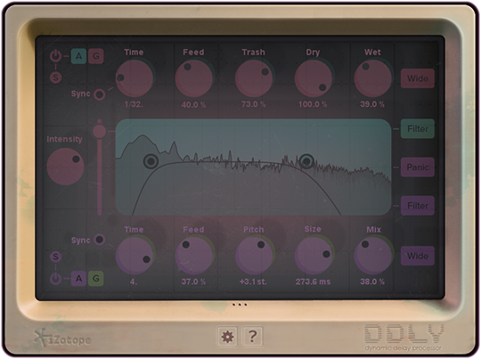 iZotope DDLY