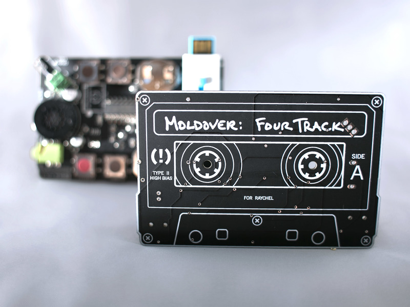 Moldover Four Track