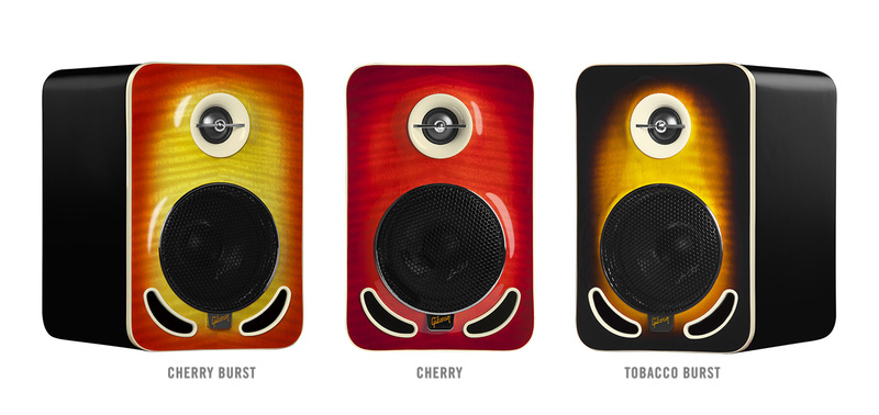 Les Paul Reference Speakers